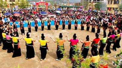 Sắc màu văn hóa Điện Biên