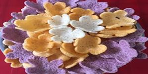 Bánh Khẩu Xén món ngon người Thái trong ngày Tết