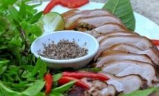 Cách làm Thịt Lợn Hấp Hạt Dổi