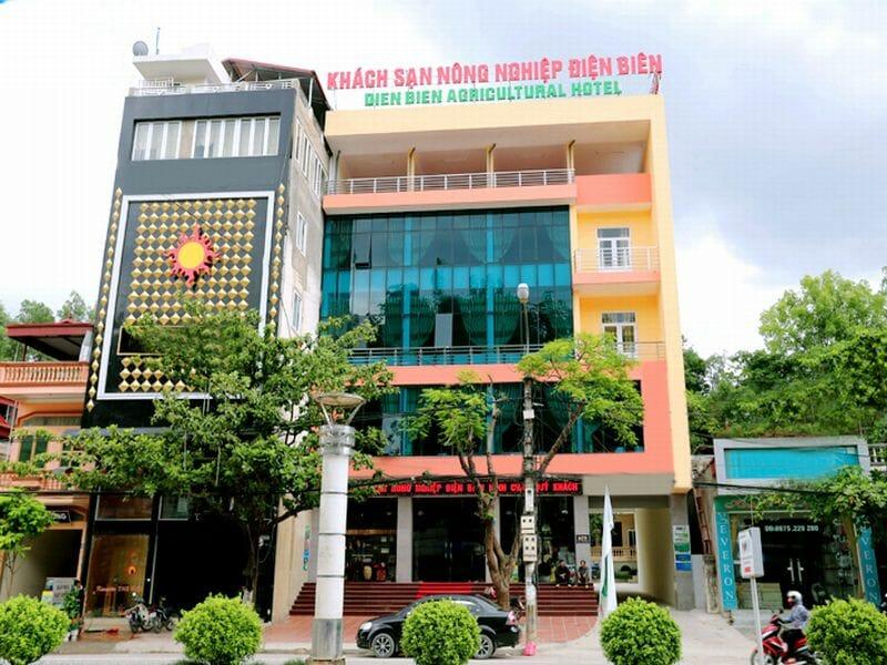 Khách sạn Nông Nghiệp Điện Biên
