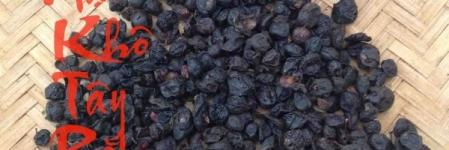 Cách chế biến quả mắc mật khô
