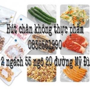 hut chan khong thuc pham
