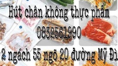 Dịch Vụ Hút Chân Không Thực Phẩm ở Hà Nội | 083 256 1990